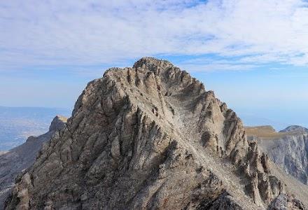 Σε εξέλιξη επιχείρηση εντοπισμού ορειβάτη στον Όλυμπο