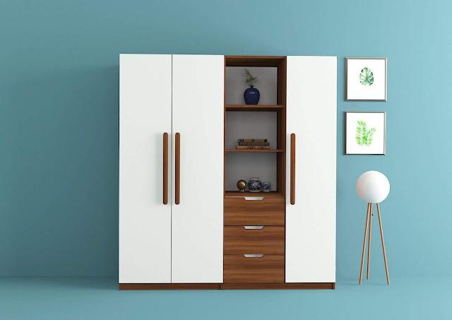 Độ bền tủ gỗ ổn định phù hợp với mức giá