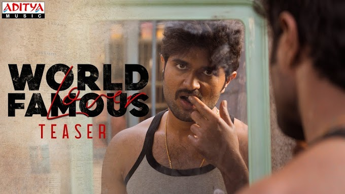 World Famous Lover 2020 | Movie Trailer | Vijay Deverakonda, Raashi Khanna, Catherine, Izabelle Leite, Aishwarya Rajesh