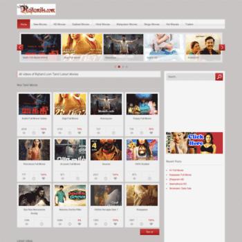 Rajtamil- Rajtamil 2020 HD Tamil Movies Download