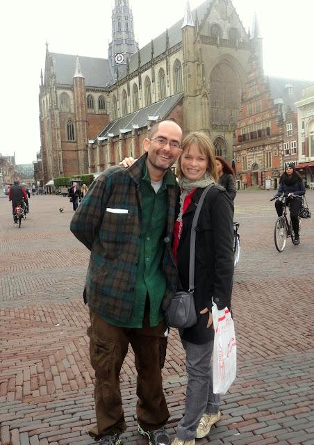 Grote Markt Haarlem Holanda
