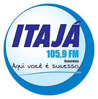 Ouvir a Rádio Itajá FM 105,9 de Goianésia GO ao Vivo e Online