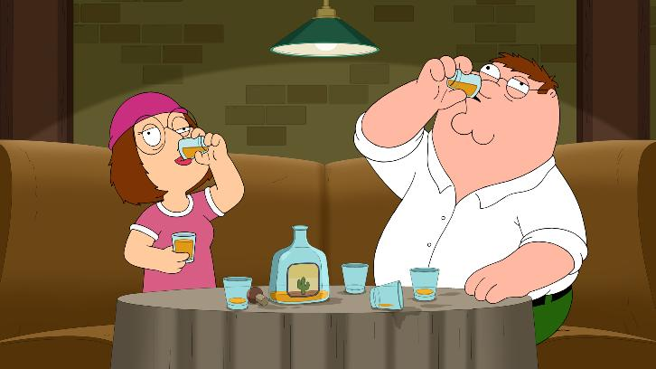 Family Guy - Episode 16.08 - Crimes and Meg's Demeanor - Promotional Photos & Press Release