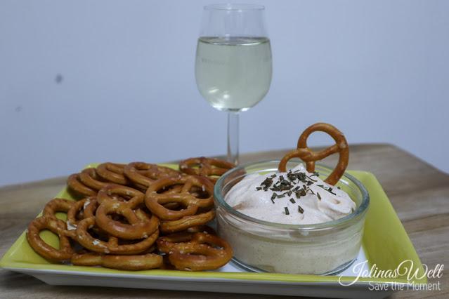 Rezept Spundekäs mit Brezeln und zum Wein