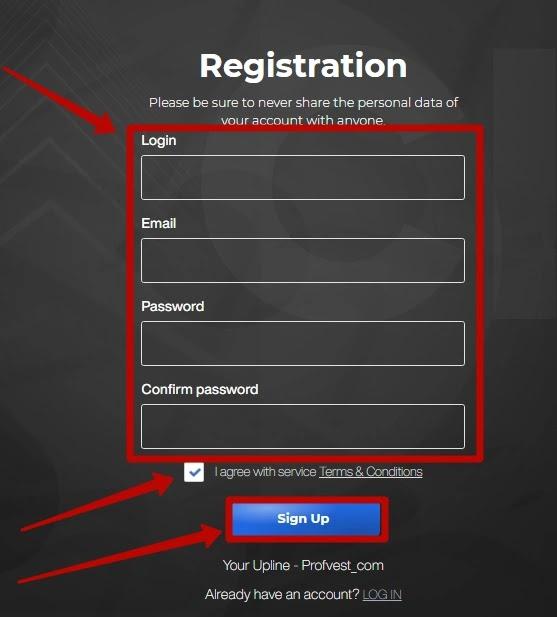 Регистрация в Cloner 2