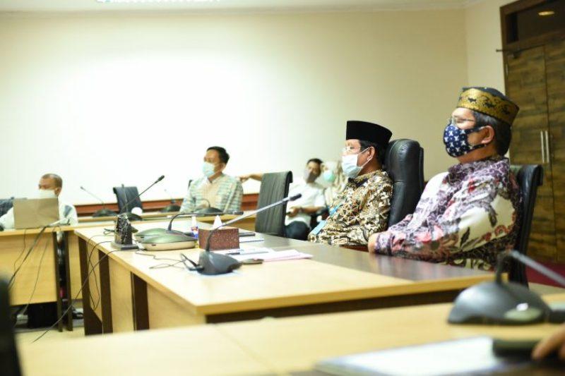 Sampaikan LKPj Kepala Daerah, Isdianto Apresiasi Seluruh Jajaran DPRD Kepri Atas Dukungannya