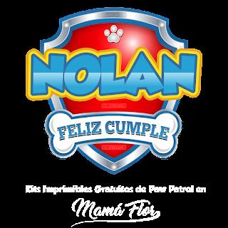 Logo de Paw Patrol: Nolan