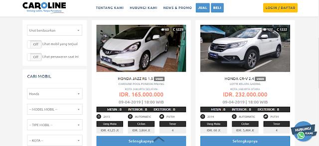Langkah Mudah Kredit Mobil Bekas Murah dan Mudah