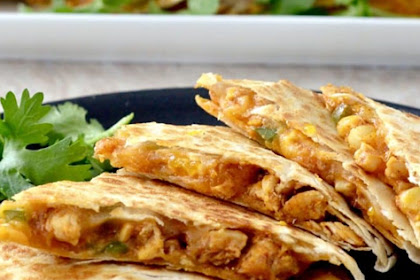 BEST CHICKEN QUESADILLA RECIPE