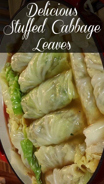 Wondrous Delicious Stuffed Cabbage Leaves Angelica Vianna Food Evergreenethics Interior Chair Design Evergreenethicsorg