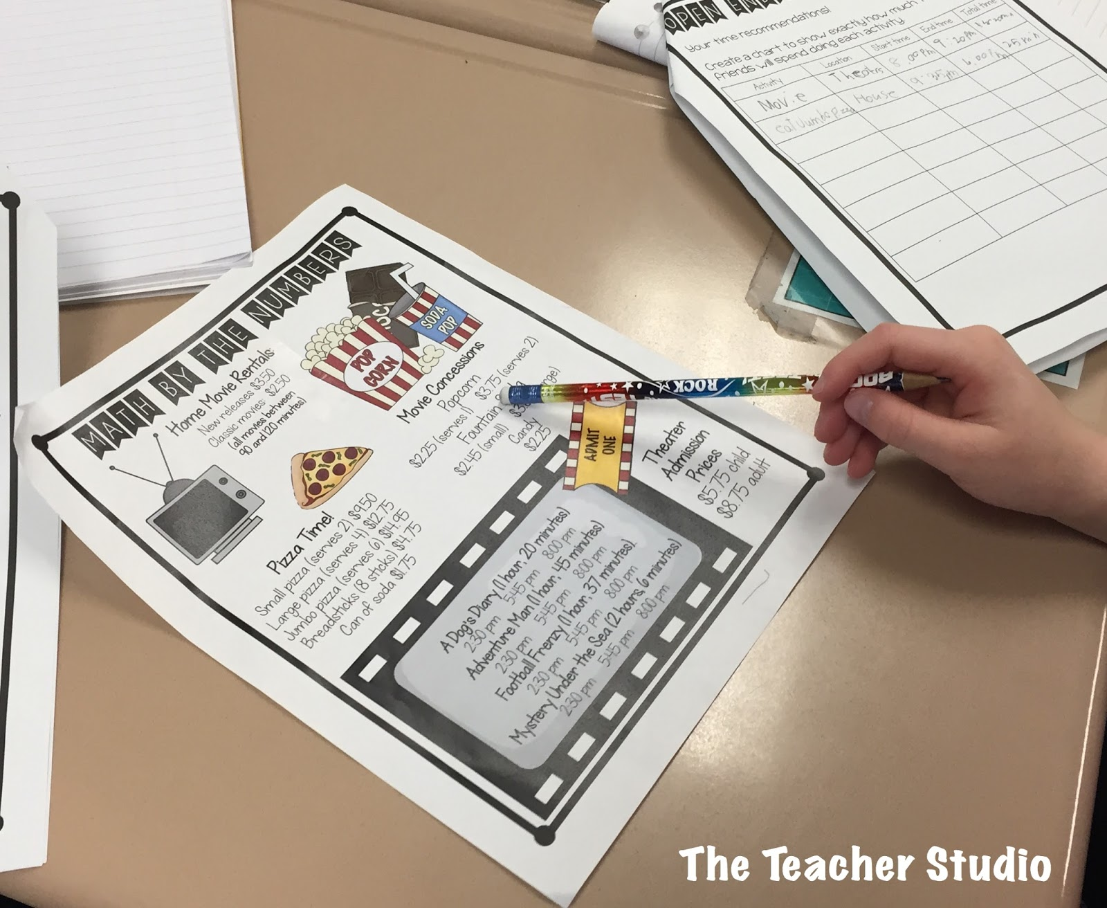 engaging math tasks