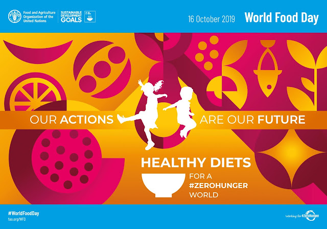 Theme of World Food Day 2019