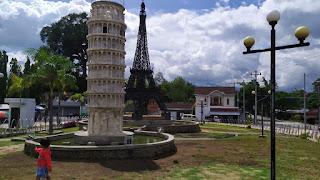 Monumen 3 Menara Boyolali