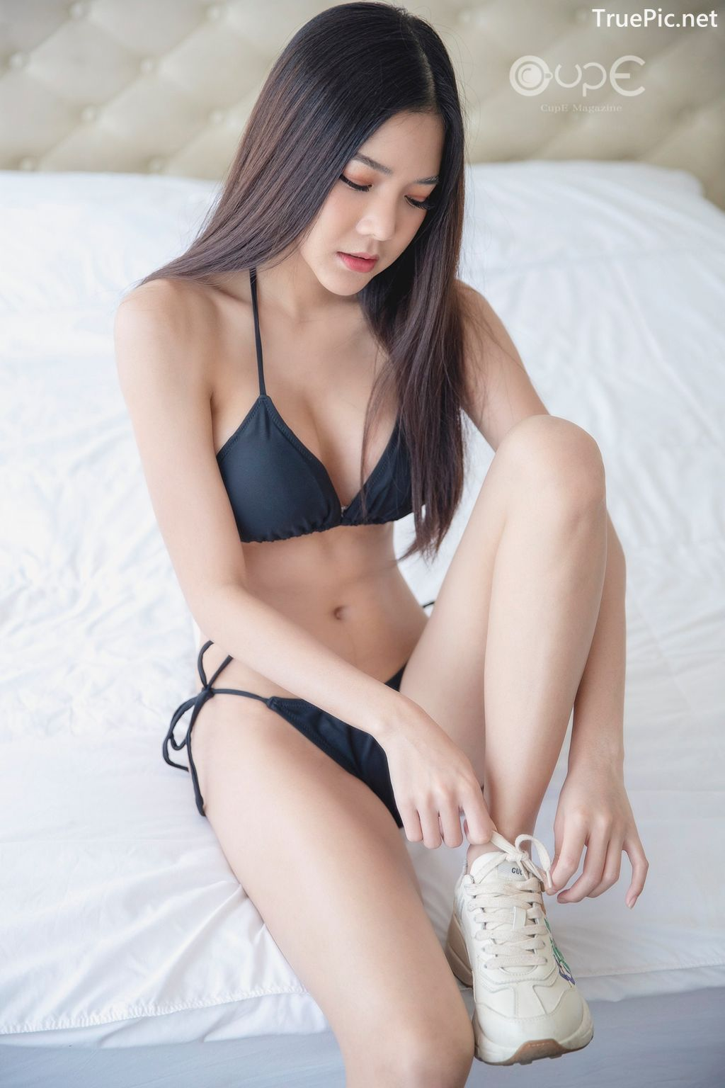 Image-Thailand-Model-Phitchamol-Srijantanet-Black-Bikini-TruePic.net- Picture-10
