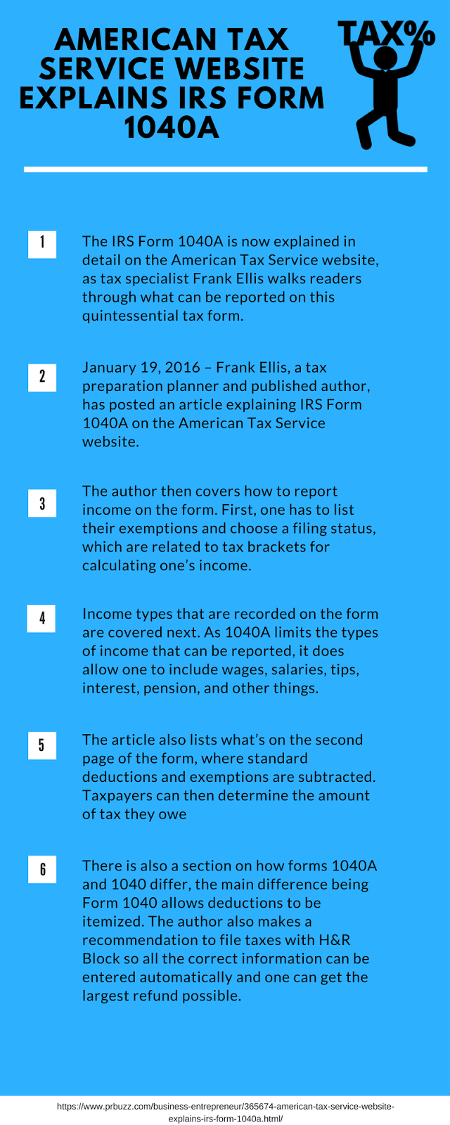 8dad6d21dad https   www.prbuzz.com business-entrepreneur 365674-american-tax-service-website-explains-irs-form-1040a.html