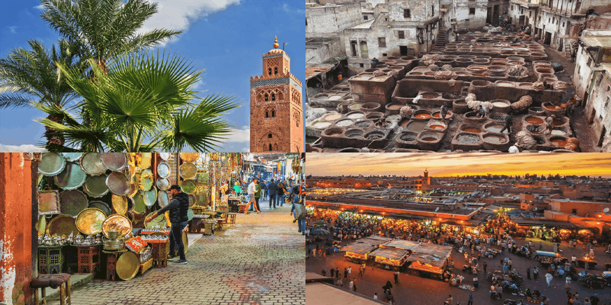 Top 10 Places To Visit In Marrakech