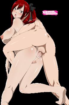 Fairy Tail - Erza Scarlet Render 31 [EdJim]