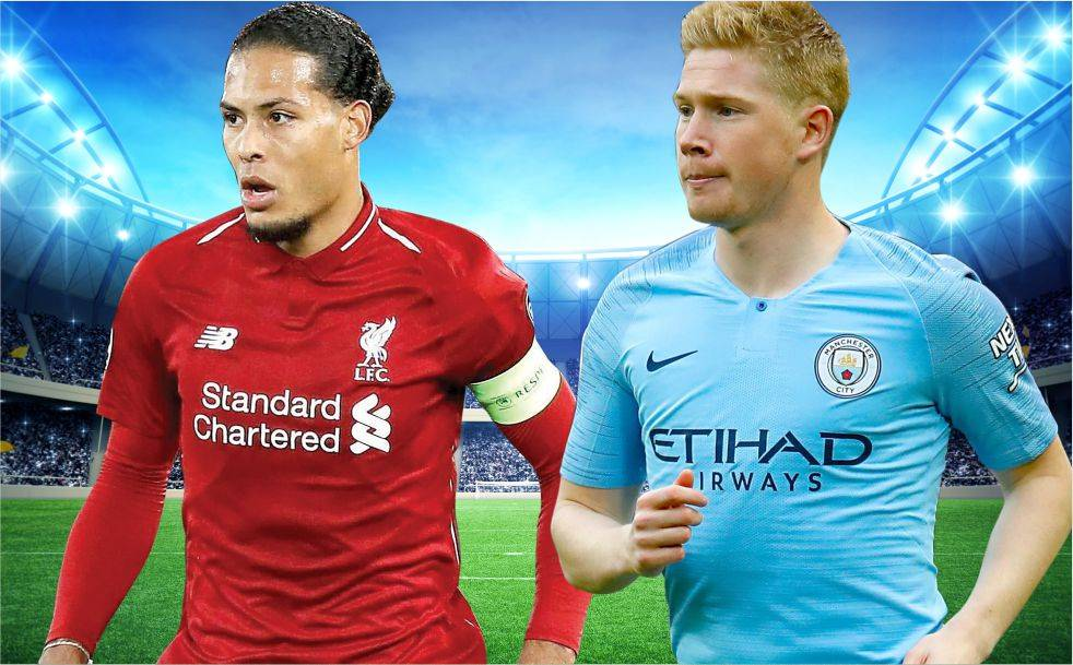 Community Shield: Liverpool vs Manchester City
