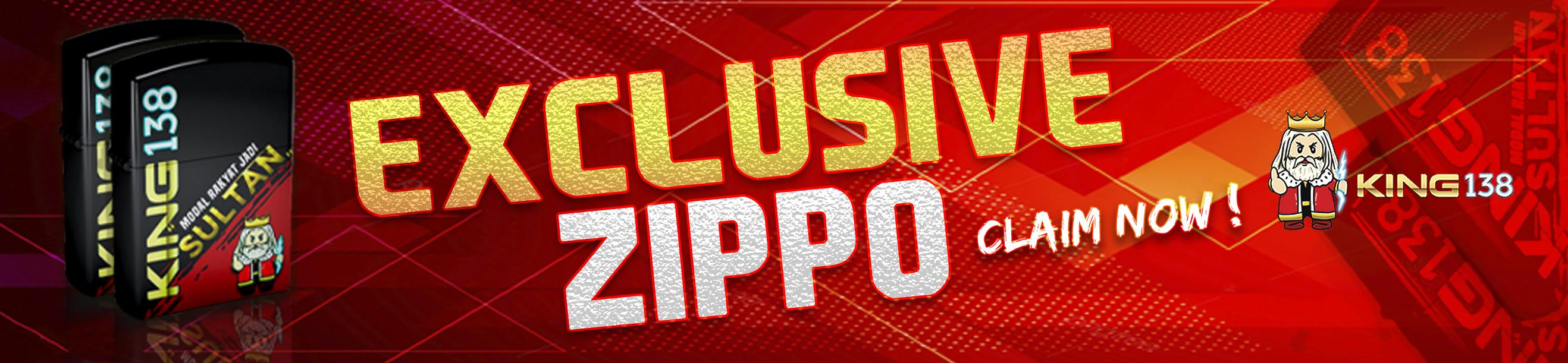 Zippo Exclusive