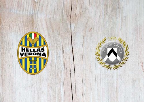 Hellas Verona vs Udinese - Highlights 24 September 2019