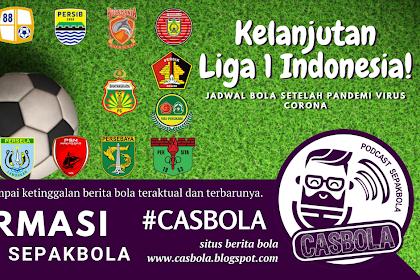 Kelanjutan Kompetisi Liga 1 Indonesia