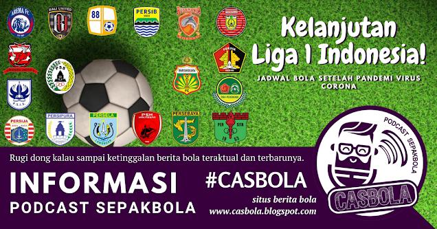 kompetisi liga 1 indonesia 2020