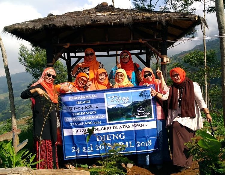 DIENG TOUR 24 - 26 APRIL 2018