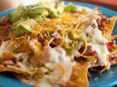 Resep praktis (mudah) nachos spesial (istimewa) yang enak, sedap, gurih, nikmat dan lezat