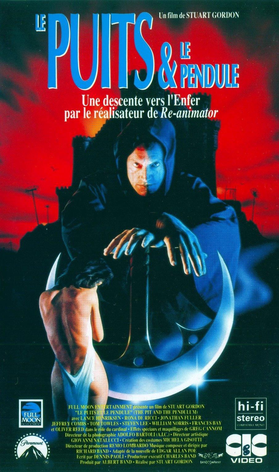 Le Petit Cinema De Stephane Le Puits Et Le Pendule