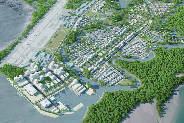 Khu đô thị Gò Găng, thành phố Vũng Tàu