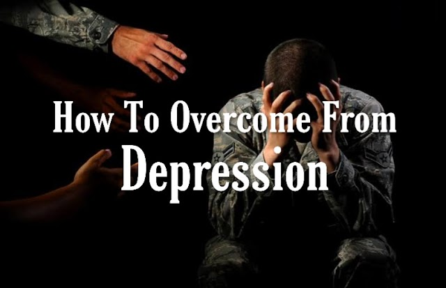 Depression से बाहर कैसे निकले