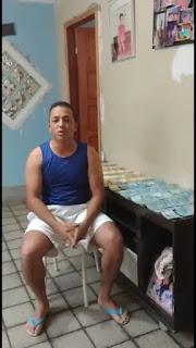 Veja o vídeo: Vereador de Petrolândia PE, devolve dinheiro segundo ele de corrupção
