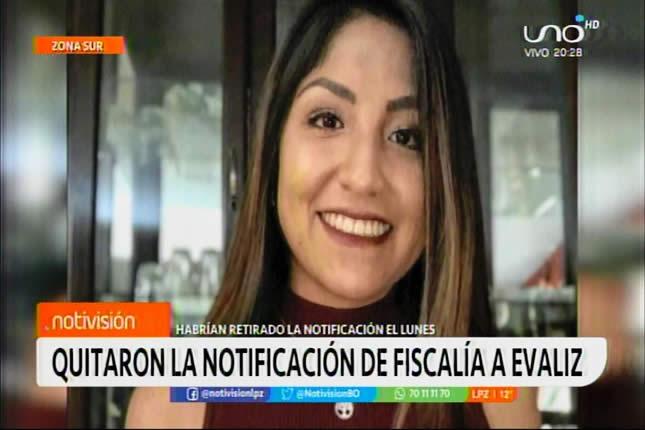 Piden ampliar demanda a Evaliz Morales por uso de ambientes de Editorial del Estado