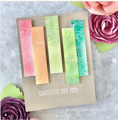 Grateful for you by Farhana features Fall Roundabout and Fall Fringe by Newton's Nook Designs; #newtonsnook