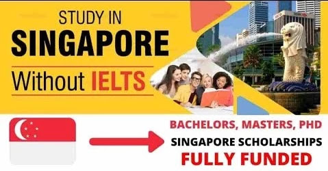 Scholarships without IELTS in Singapore   full of funds