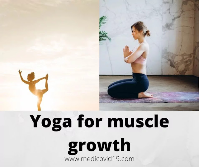 Does Yoga Promotes Muscle Growth?