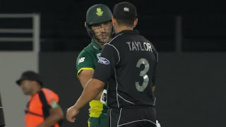 New Zealand vs South Africa 5th ODI 2017 Highlights