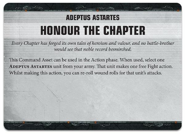 Honrar al Capítulo Apocalypse