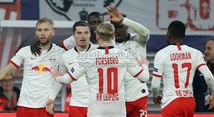 بهدفين لهدف فريق لايبزيغ يفوز على نادي زينيت الروسي في دوري أبطال أوروبا