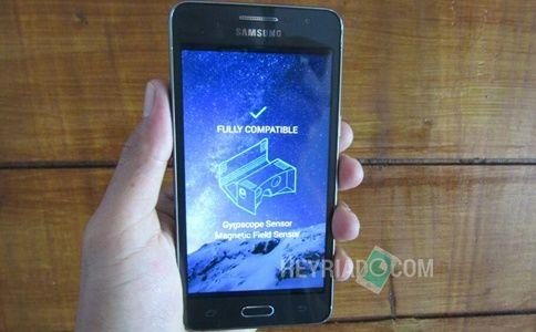 Cara Cek Android Mendukung Google Cardboard Virtual Reality