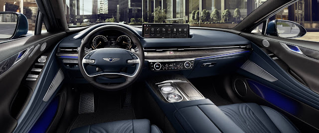 Gênesis G80: premium da Hyundai para enfrentar alemães