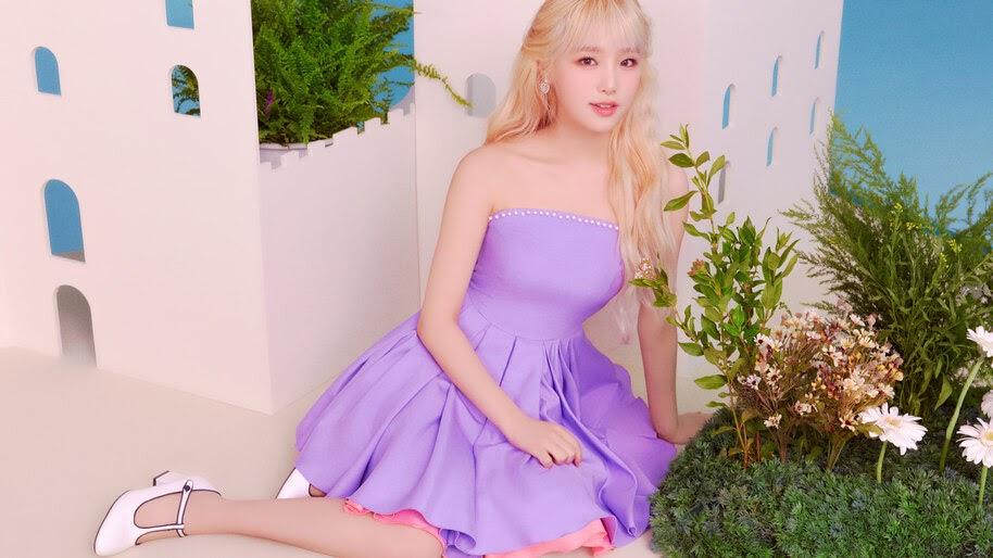 IZ*ONE, Yena, Oneiric Diary, 아이즈원, 예나, Album, 4K, #3.2167
