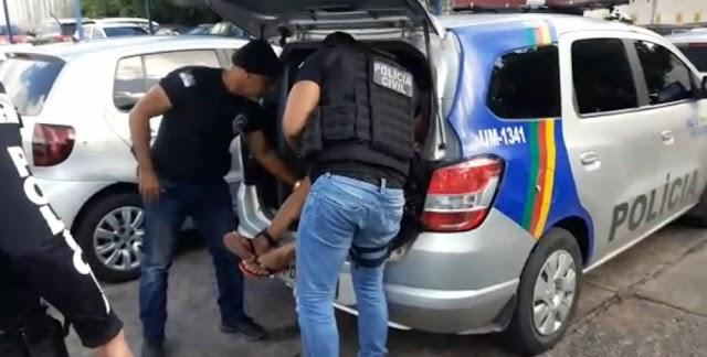 Quadrilhas envolvidas com homicídios e tráfico de drogas são alvo de operação em Pernambuco