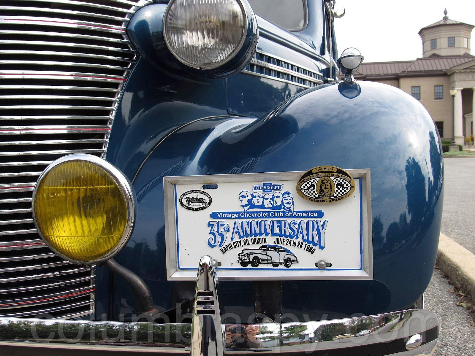 COLUMBIA SPY: Vintage Chevys roll into town at NAWCC