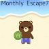 Monthly Escape 7
