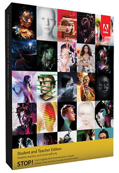 Adobe Creative Suite 6 Master Collection (32-Bits/64-Bits)