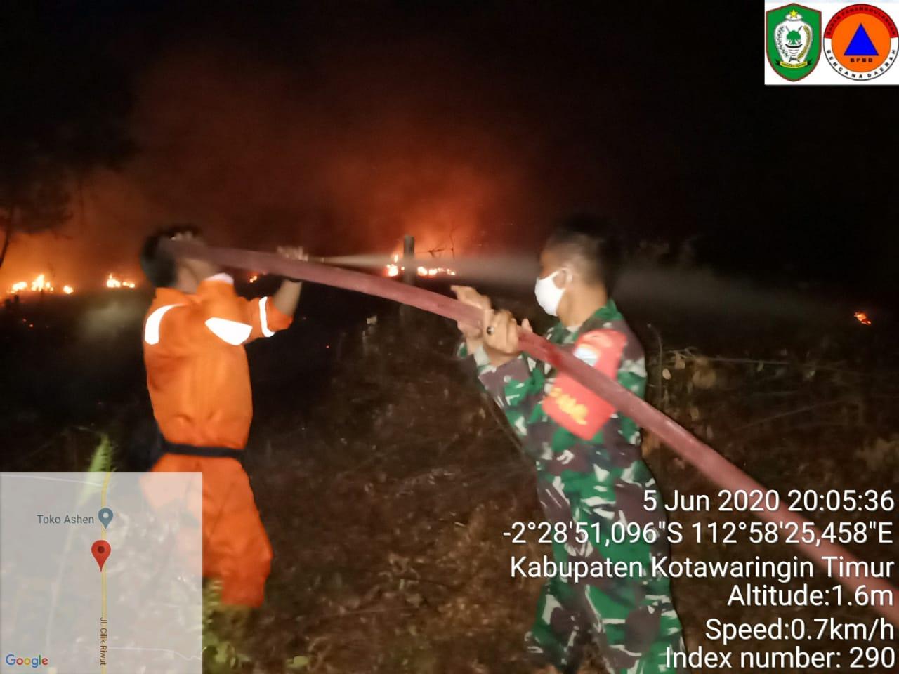 Kebakaran Lahan Mulai Banyak, Payung Hukum Harus Segera Terbit