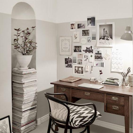 Gravity Blog Home Decor Work Space Corner
