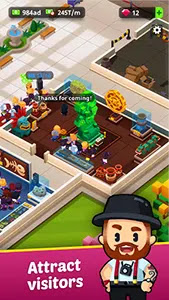 Idle Museum Tycoon Mod APK Download