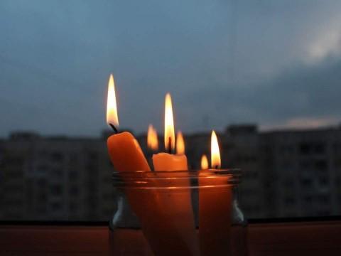 На Київщині без світла залишилося 28 населених пунктів